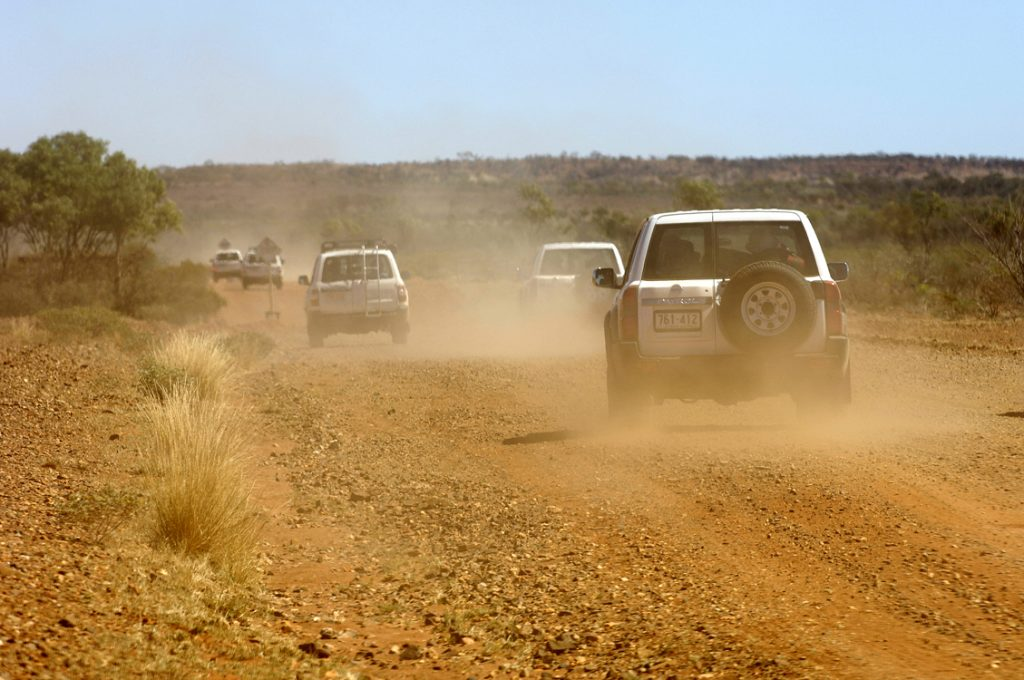 4WD Car Rallies
